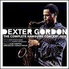DEXTER GORDON The Complete Hamburg Concert album cover