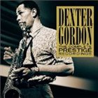 DEXTER GORDON The Complete Prestige Recordings album cover