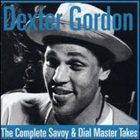 DEXTER GORDON The Complete Savoy & Dial Master Takes album cover
