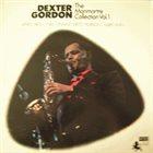 DEXTER GORDON The Monmartre Collection Vol. 1 album cover