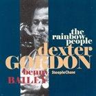 DEXTER GORDON The Rainbow People album cover