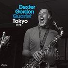 DEXTER GORDON Tokyo 1975 album cover