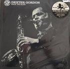 DEXTER GORDON Walk The Blues album cover