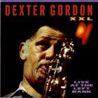 DEXTER GORDON XXL: Live at the Left Bank album cover