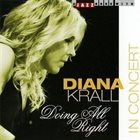 DIANA KRALL Doing All Right album cover