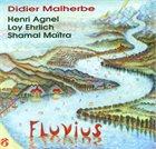 DIDIER MALHERBE Fluvius album cover
