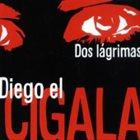 DIEGO EL CIGALA Dos lágrimas album cover