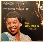 DINAH WASHINGTON Swingin' Miss