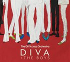 DIVA DIVA + The Boys album cover