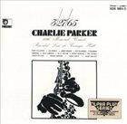 DIZZY GILLESPIE 3/27/65 Charlie Parker 10th Memorial Concert album cover