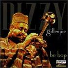 DIZZY GILLESPIE Be Bop album cover