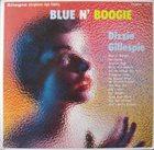 DIZZY GILLESPIE Blue 'n Boogie (aka Bizzy With Dizzy) album cover