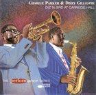 DIZZY GILLESPIE Diz 'N Bird At Carnegie Hall (with Charlie Parker) album cover