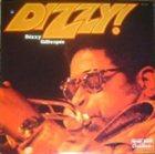 DIZZY GILLESPIE Dizzy! album cover