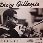 DIZZY GILLESPIE Dizzy album cover