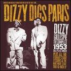 DIZZY GILLESPIE Dizzy Digs Paris album cover