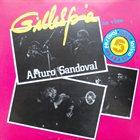 DIZZY GILLESPIE Dizzy Gillespie Y Arturo Sandoval – Gillespie En Vivo album cover