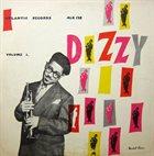 DIZZY GILLESPIE Dizzy (Volume I) album cover