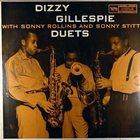 DIZZY GILLESPIE Duets album cover