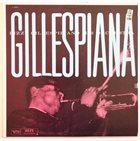 DIZZY GILLESPIE Gillespiana album cover