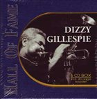 DIZZY GILLESPIE Hall of Fame album cover