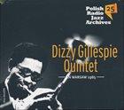 DIZZY GILLESPIE In Warsaw 1965 album cover