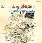 DIZZY GILLESPIE Jambo Caribe album cover
