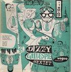 DIZZY GILLESPIE Jazztime Paris Vol. 2 / Dizzy Gillespie Showcase album cover