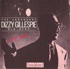 DIZZY GILLESPIE Live, 1946 album cover