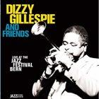 DIZZY GILLESPIE Live At The Jazz Festival Bern album cover