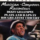 DIZZY GILLESPIE Musician-Composer-Raconteur album cover