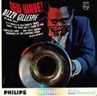 DIZZY GILLESPIE New Wave! album cover