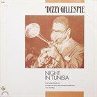 DIZZY GILLESPIE Night In Tunisia album cover