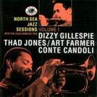 DIZZY GILLESPIE Nort Sea Jazz Sessions, vol.1 (with Thad Jones, Art Farmer, Conte Candoli) album cover
