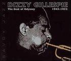 DIZZY GILLESPIE Odyssey: 1945-1952 album cover