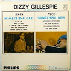 DIZZY GILLESPIE Something Old, Something New album cover