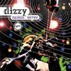DIZZY GILLESPIE Talkin' Verve album cover