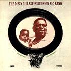 DIZZY GILLESPIE The Dizzy Gillespie Reunion Big Band : 20th And 30th Anniversary (aka Jazz Magazine) album cover