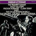 DIZZY GILLESPIE The Trumpet Summit Meets The Oscar Peterson Big 4 album cover