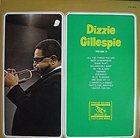 DIZZY GILLESPIE Volume III album cover