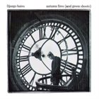 DJANGO BATES Autumn Fires (And Green Shoots) album cover