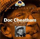 DOC CHEATHAM Dear Doc … album cover