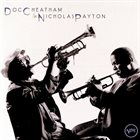 DOC CHEATHAM — Doc Cheatham & Nicholas Payton album cover