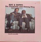 DOC CHEATHAM Doc Cheatham and Sammy Price : Doc & Sammy album cover