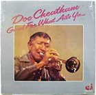 DOC CHEATHAM Good For What Ails Ya... album cover