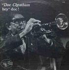 DOC CHEATHAM Hey Doc! album cover