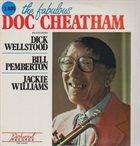 DOC CHEATHAM The Fabulous Doc Cheatham album cover