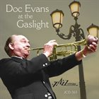 DOC EVANS At the Gas Light (2008) album cover