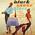 DOC EVANS Black Snake Blues A Dixieland Spectacular album cover