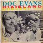 DOC EVANS Dixieland Concert Vol 2 album cover